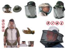 Schutz vor Mücken, Schnaken und andere...