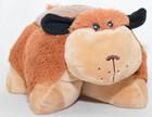 Nachtlicht / Einschlafhilfe Marienkäfer oder Hund für schöne Sternen-Projektion