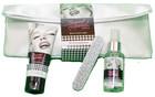 Marilyn Geschenkset / Handtasche 3 tlg. mit Handcreme Bodyspray & Nagelfeile