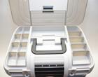 Jumbo-Sitz und Gerätebox, Gerätekasten und Sitzkiepe in einem mit vielen Fächern