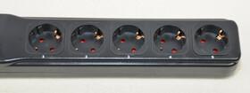 Mehrfach Steckdosenleiste mit Fernbedienung / 5 Ports einzeln schaltbar