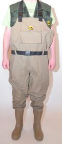 Behr Trendex EverDry Nylon/PVC Wathose mit Stiefeln und...