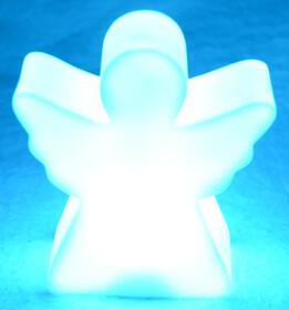 LED Weihnachtslichter in verschiedenen Formen / Engel