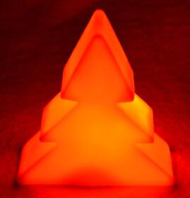 LED Weihnachtslichter in verschiedenen Formen /...