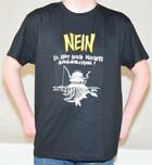 T-Shirt für Angler - Nein es hat noch nichts angebissen in Gr. S-XXL