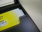 Visitenkartenbox / Etui mit 2-Fächern für Give & Take