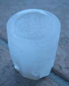 Silikon-Form für 12 Schnapsgläser2cl aus Eis / Partyhit