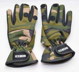 Behr 2,5mm Neopren Handschuhe Eiger-Power Rip Gr. L