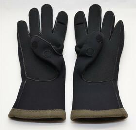 Behr 3mm Neopren Handschuhe Faroe-Ice mit Innenfleece Gr....