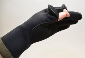 Behr 3mm Neopren Handschuhe Faroe-Ice mit Innenfleece Gr. M-XXL