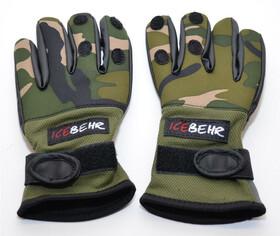 Behr 2,5mm Neopren Handschuhe Canada-Camou Gr. L