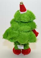 Singender tanzender Weihnachtsbaum Tannenbaum mit Musik und Bewegung 35cm Höhe