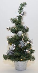 LED Weihnachtsbaum Tannenbaum 45cm künstlich /...