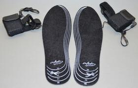 Beheizbare Schuheinlagen Einlegesohlen Schuhheizung Gr....