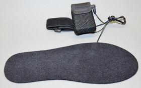 Beheizbare Schuheinlagen Einlegesohlen Schuhheizung Gr. 38-46 Universal