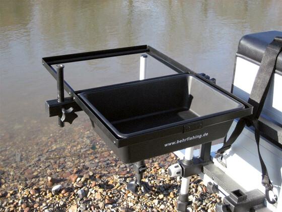 Behr Beistelltisch 3 inkl. einer Futterwanne für alle Sitzkiepen mit 25mm Füßen