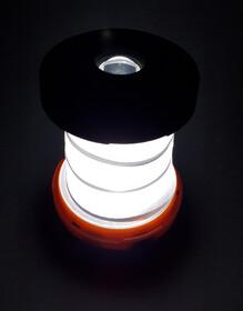 LED 2in1 Campingleuchte Taschenlampe mit heller 1W LED...