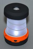 LED 2in1 Campingleuchte Taschenlampe mit heller 1W LED zusammenfaltbar & dimmbar