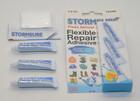 Stormsure Kleber 3 x 5 Gramm für Reparatur von Wathosen, Zelten, Schirmen uvm.
