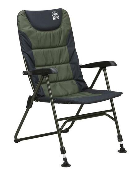 Behr Angelstuhl Campingstuhl Trendex Comfort Telescopic plus verstellbare Füße