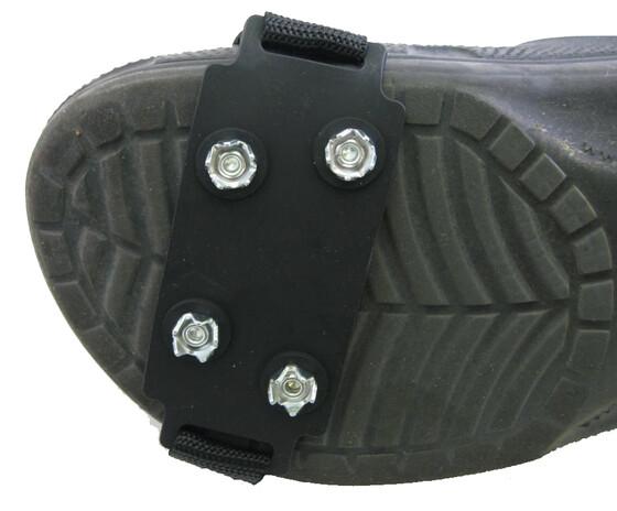 1 Paar Schuh-Spikes in Einheitsgröße