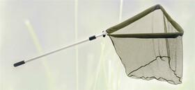 Behr OCTAplus superstrong Kescher Klappkescher aus Alu bis 2,45m 70x70cm