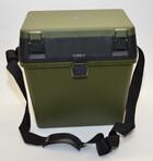 Behr Trendex Superbox Sitzkiepe und Gerätekasten mit vielen Taschen und Fächern