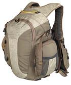 Behr Systemjacke Rucksack Angelrucksack mit vielen Taschen und großem Stauraum