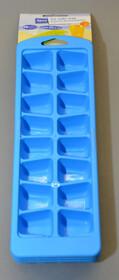 Einswürfelbehälter 3er Set blau