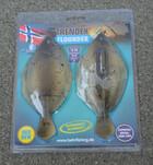 Behr Trendex Flounder 16cm 75Gramm Set mit Ersatzköder und kleinem Fehler