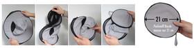 Behr Mosquito-Hut Kopfschutz gegen Mücken in...
