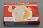 HPXmed Wärmende Kniebandage mit 8 Wärmepads für je 8 Stunden Wärme