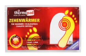 1 Paar Thermopad Zehenwärmer für bis zu 8...