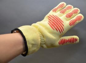 3in1 Sicherheits Handschuh Hitze und Schnittschutz sowie Anti-Rutsch in einem