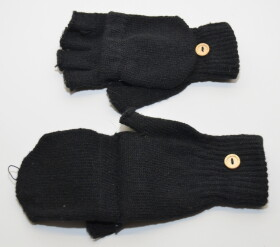 Handschuhe Winterhandschuhe fingerlos in Einheitsgröße verschiedene Farben