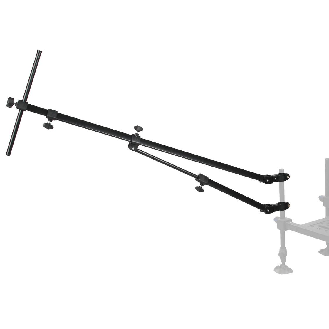 Feederruten-Ablage universell einsetzbar bis 2 Meter ausziehbar