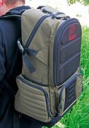 Behr Red-Carp Allrounder Rucksack 50 Liter mit vielen Zusatztaschen