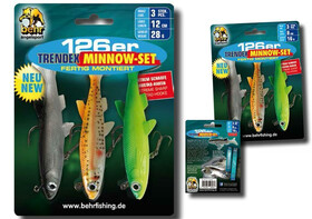 Behr Trendex Minnow 126er Kunstköder 3er Set fertig...