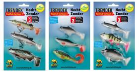 Behr Trendex Raubfisch Sortiment 3er Set Hecht &...