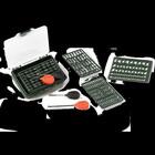 Behr RedCarp Pellet Set 1 160 Teile Karpfenzubehör in einer Kunststoffbox