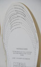 Mega Thermo Einlegensohlen von Göße 35-46 zuschneidbar für extreme Kälte geeignet