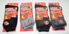 Mega Thermo Socken Wintersocken verschiedene Farben Größe 39-50 bis -25 Grad