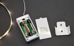 LED Streifen selbstklebend 60cm mit 18 Power LEDs, 160...