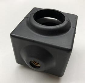 Fuß Halterung Block für alle Alu Füße mit 25mm Durchmesser