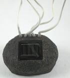 LED Solar Sonnenblumen mit Lichtsensor