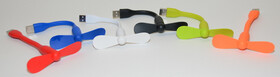 Mini USB Ventilator in sechs verschiedenen Farben...