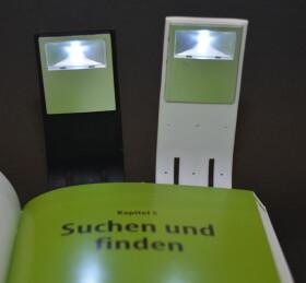 LED Leseleuchte Leselampe sehr flexibel in schwarz oder...