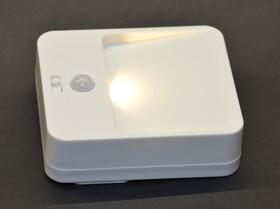 LED Nachtlicht warmweiß batteriebetrieben mit...
