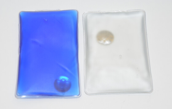 Taschenwärmer//Handwärmer Wärmflasche 2 verschiedene Farben