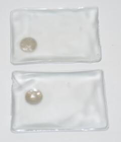2er Set Taschenwärmer Handwärmer transparent...